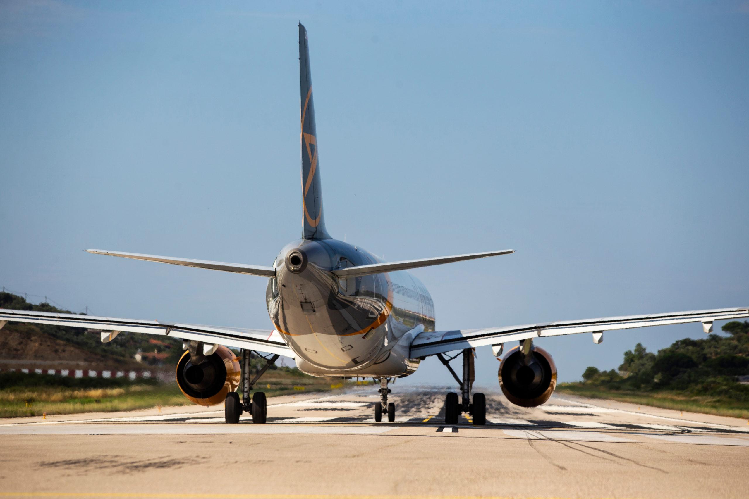 Condor Airbus A320 (D-ATCH)